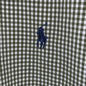 Ralph Lauren Classic Fit Dress Shirt Size Small